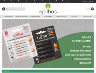 pilhaseneloop.com.br screenshot