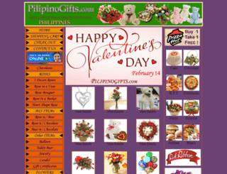 pilipinogifts.com screenshot