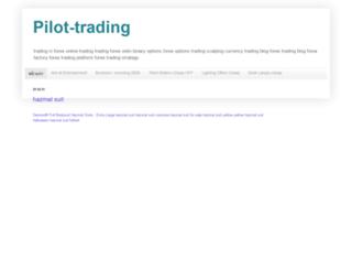 pilot-trading.blogspot.com screenshot