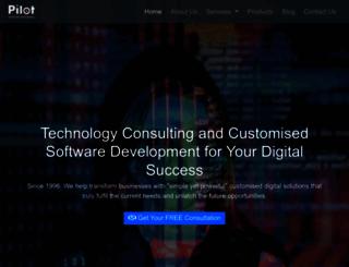 pilot.com.hk screenshot