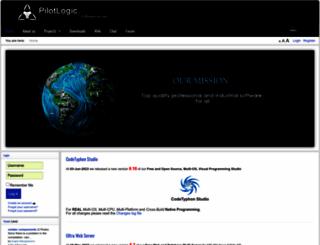 pilotlogic.com screenshot