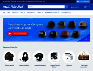 pilotmall.com screenshot