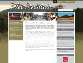 pilotmountainnc.govoffice3.com screenshot