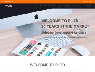 piltd.com screenshot