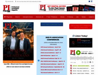 pimagazine.com screenshot