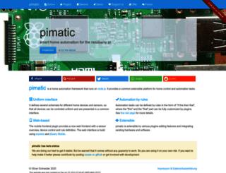 pimatic.org screenshot