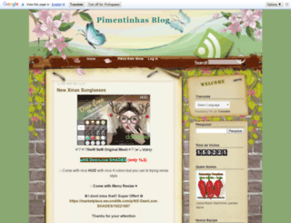 pimentinhasl.blogspot.com.br screenshot