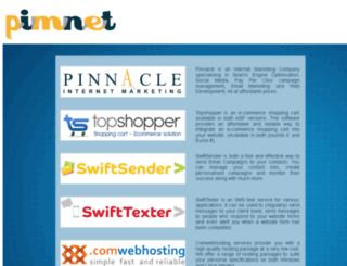 pimnet.co.uk screenshot