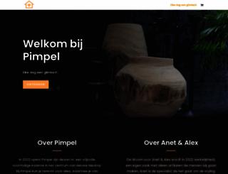 pimpel.nl screenshot