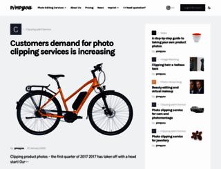 pimpyou.net screenshot