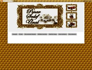 pinarsedefunal.blogspot.com.tr screenshot