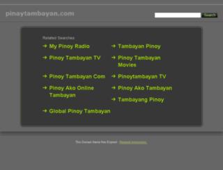 pinaytambayan.com screenshot