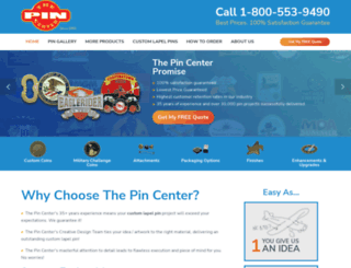 pincenter.com screenshot