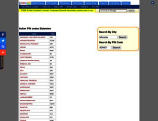 pincodes.bharatiyamobile.com screenshot
