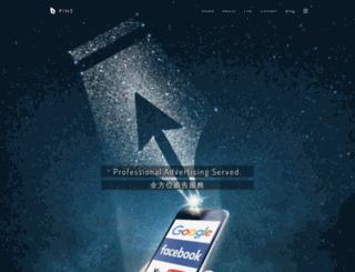 pine-ad.com screenshot