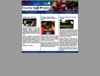 pinellas.obsres.com screenshot