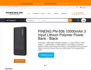 pineng.com.my screenshot