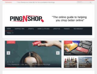 pingnshop.com screenshot