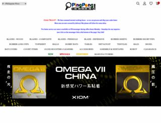 pingpongonline.com screenshot