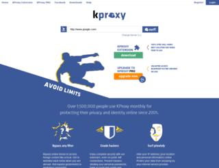 pingserver15.kproxy.com screenshot