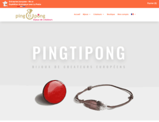pingtipong.com screenshot
