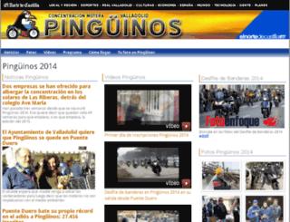 pinguinos.nortecastilla.es screenshot