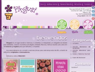 pingusi.com screenshot