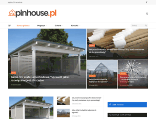 pinhouse.pl screenshot