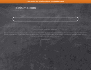 pinisimo.com screenshot