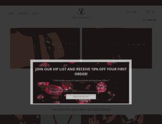 pink-diamond-rings.co.uk screenshot