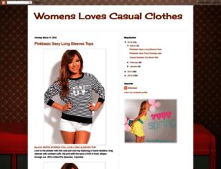 pinkbasis-casual-dress.blogspot.com screenshot