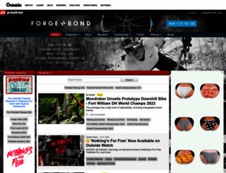 pinkbike.com screenshot