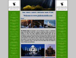 pinkcity2india.com screenshot