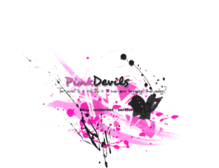 pinkdevils.org screenshot