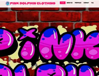 pinkdolphin.com screenshot