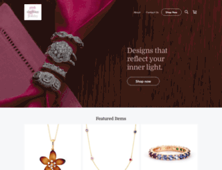 pinkelephantjewelry.com screenshot