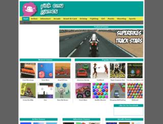 pinkemu.com screenshot