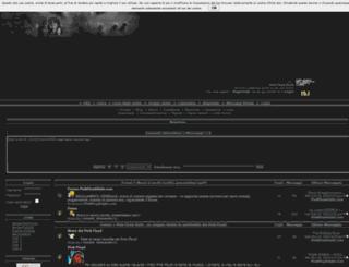 pinkfloydstyle.mastertopforum.com screenshot