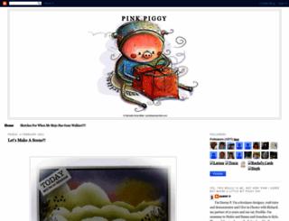 pinkpiggywiggy.blogspot.com screenshot
