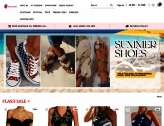 pinkqueen.com screenshot