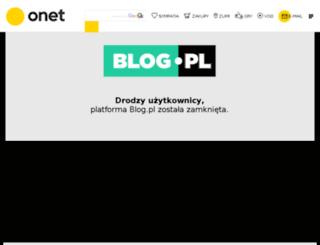 pinkring.blog.pl screenshot