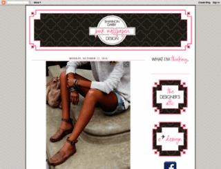 pinkwallpaper.blogspot.com screenshot