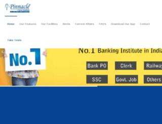 pinnacle.toprankers.com screenshot