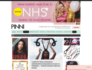pinni.fi screenshot