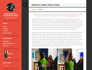 pinodegallo.wordpress.com screenshot