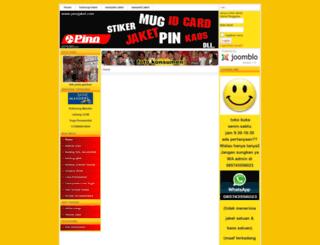 pinojaket.com screenshot