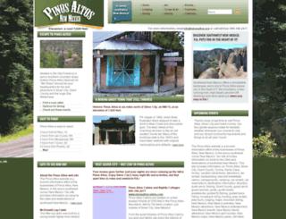 pinosaltos.org screenshot