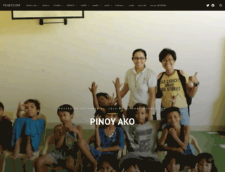 pinoyako.com screenshot