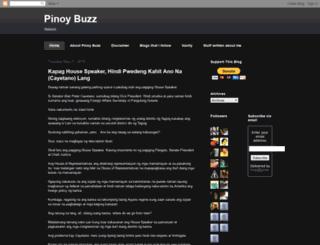 pinoybiz.blogspot.com screenshot