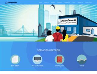 pinoyexpress.com.ph screenshot